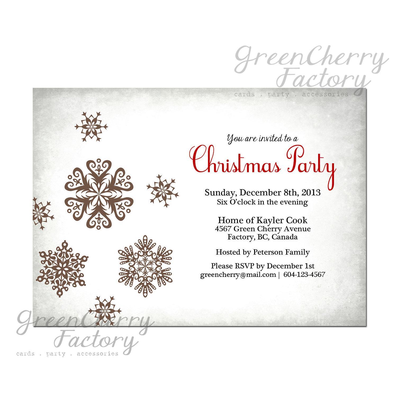 Formal Party Invitation Wording Samples