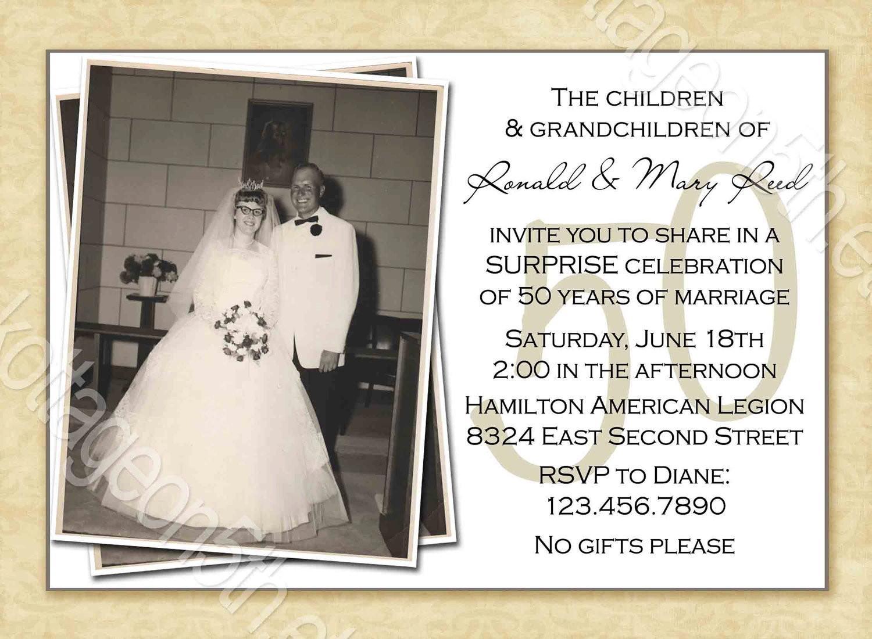 Free 40th Anniversary Invitation Templates