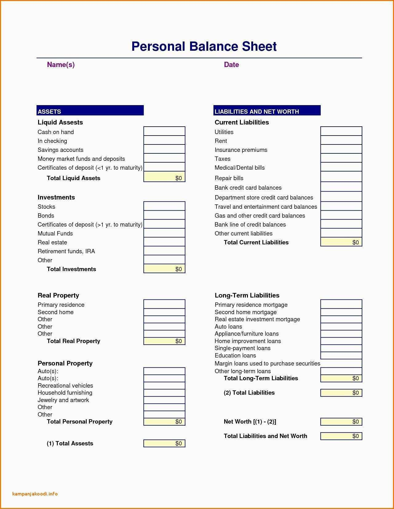 Free Accounts Payable Ledger Template