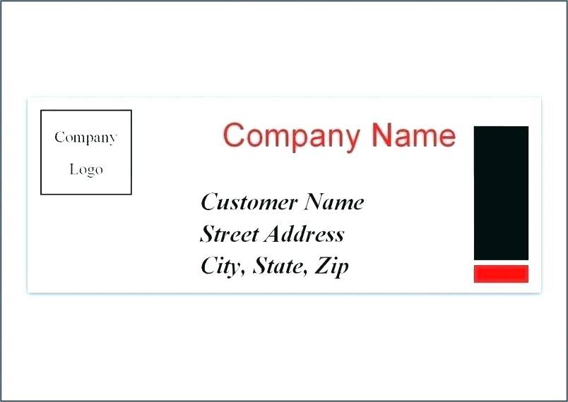 Free Address Labels Template For Mac