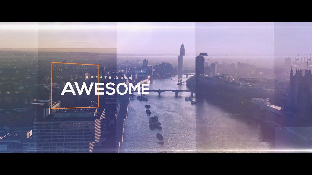 Free After Effects Slideshow Templates