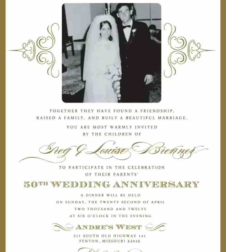 Free Anniversary Invitation Templates Printable