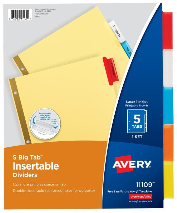 Free Avery Templates 11907