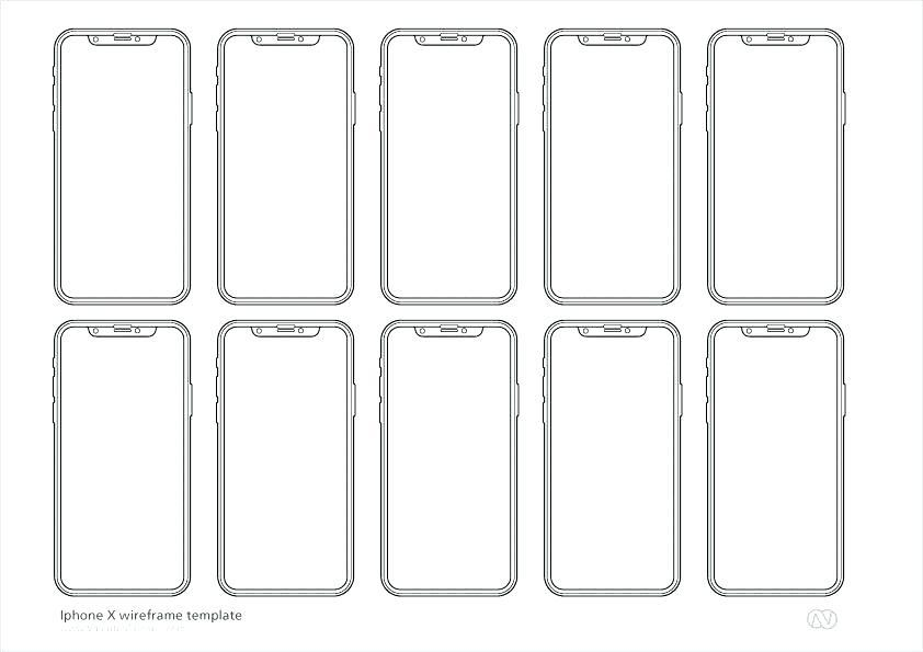 Free Axure Wireframe Templates
