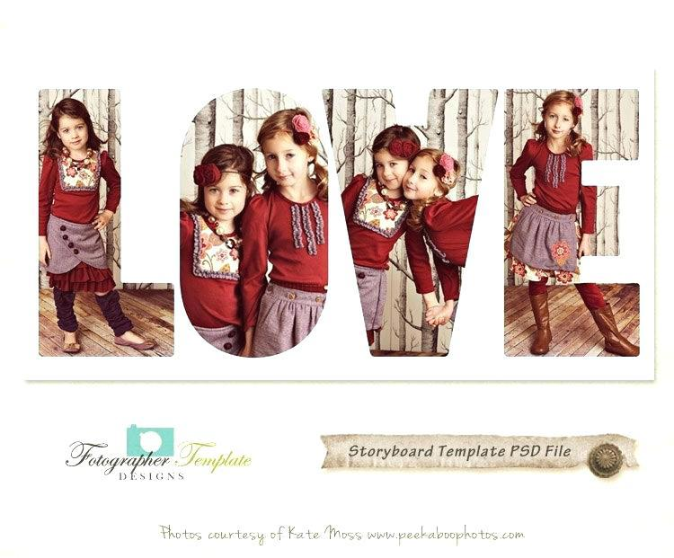Free Baby Album Templates For Photographers