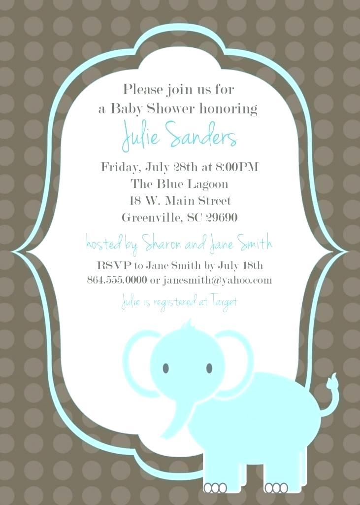 Free Baby Shower Invitation Templates Powerpoint