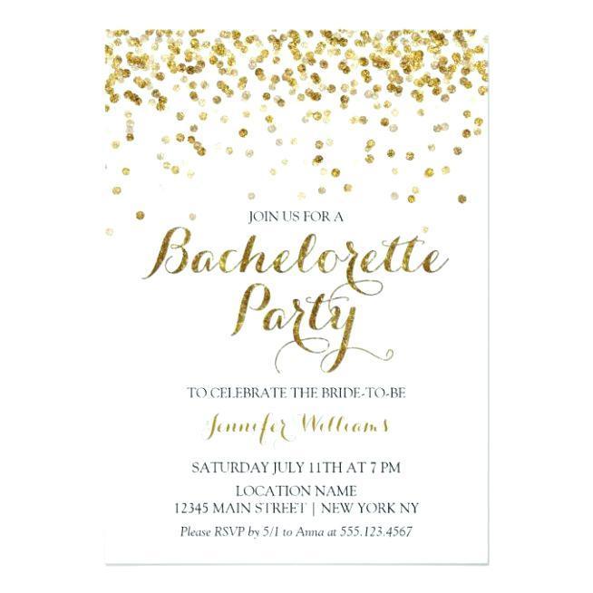 Free Bachelorette Invitation Maker