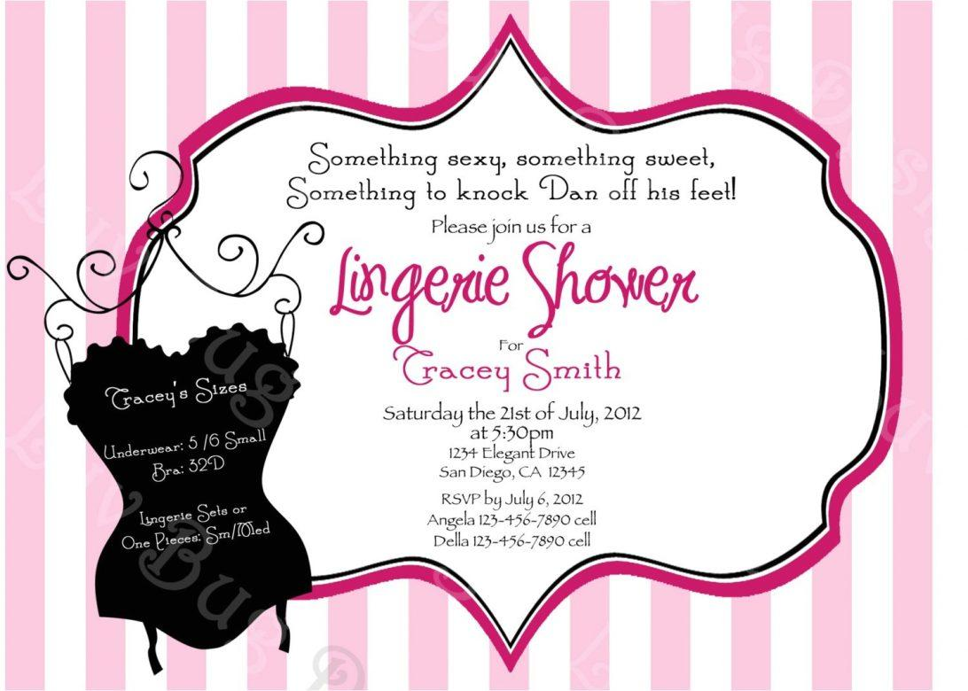 Free Bachelorette Party Invitation Templates