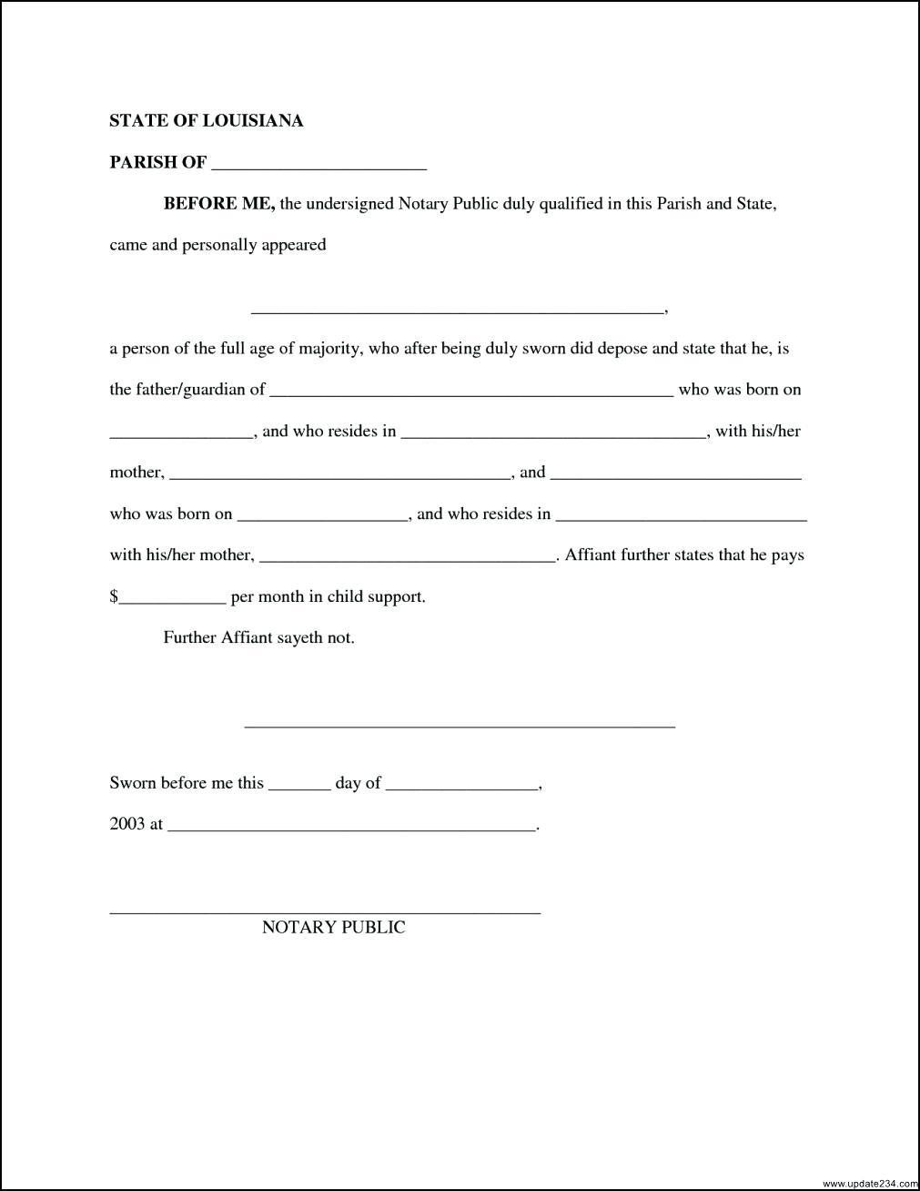 Free Basic Loan Contract Template