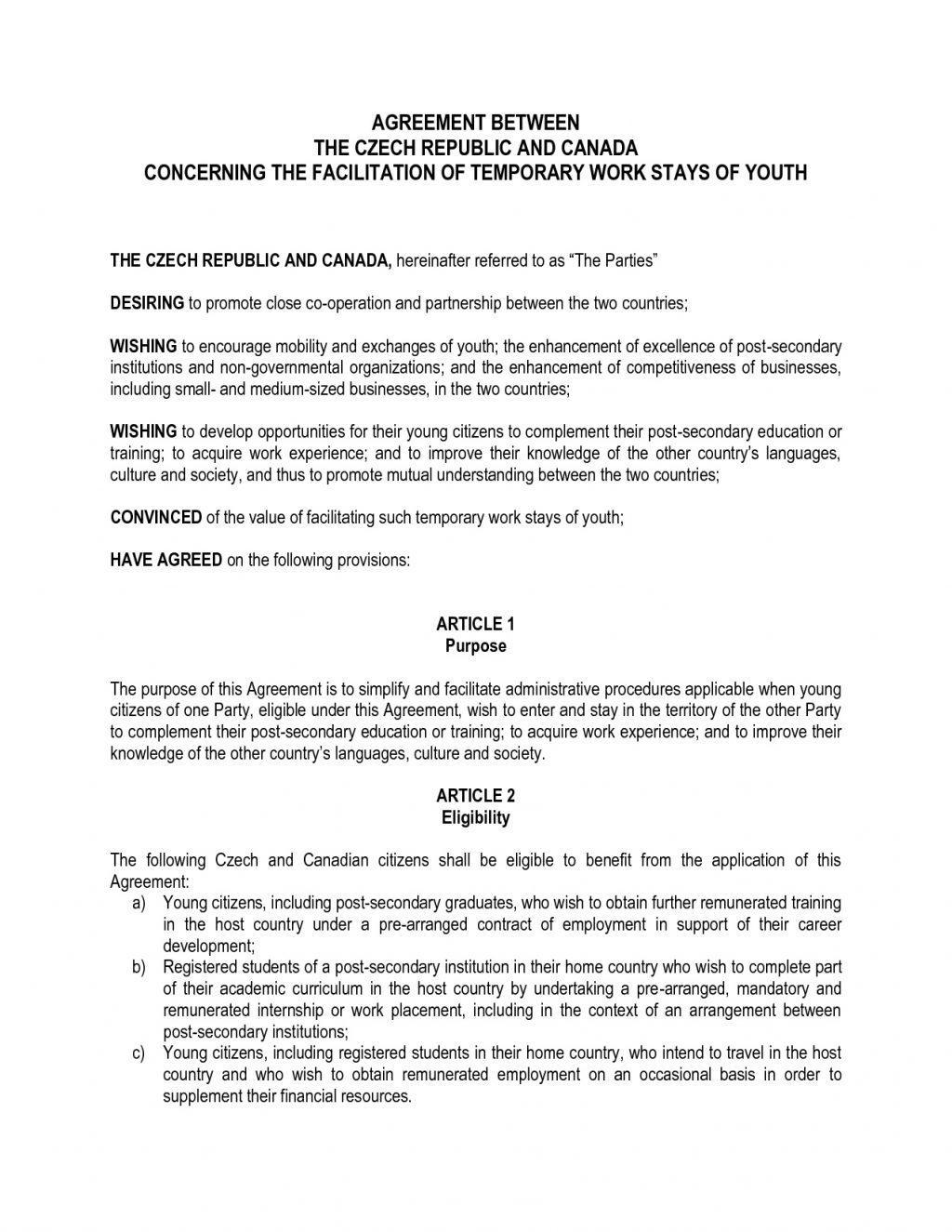 Free Binding Financial Agreement Template Australia
