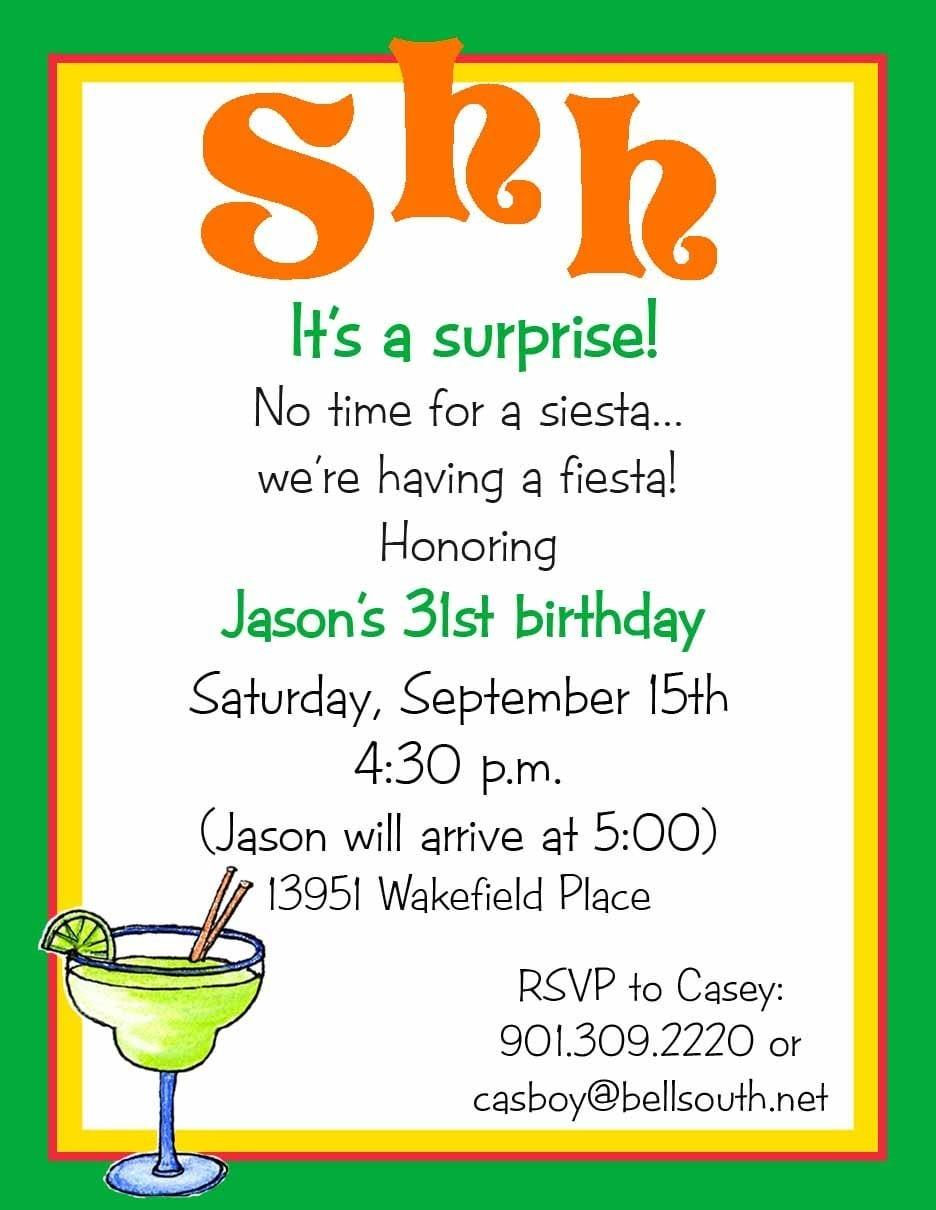 Free Birthday Party Invites Templates