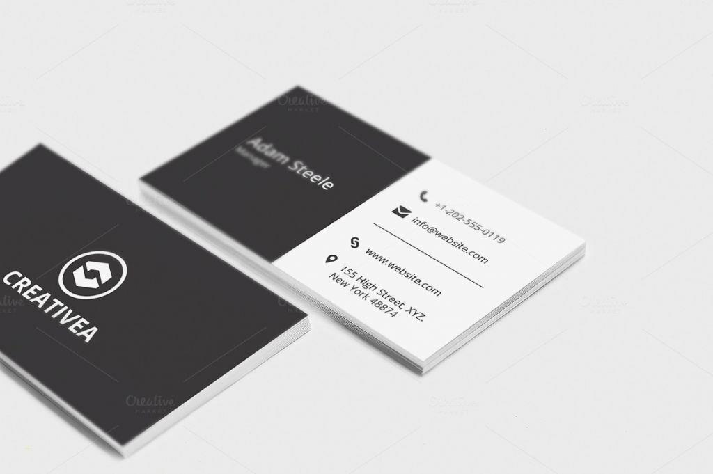 Free Black And White Business Flyer Templates