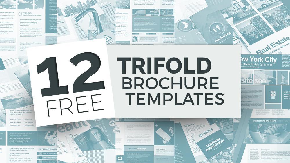 Free Brochure Templates Ai