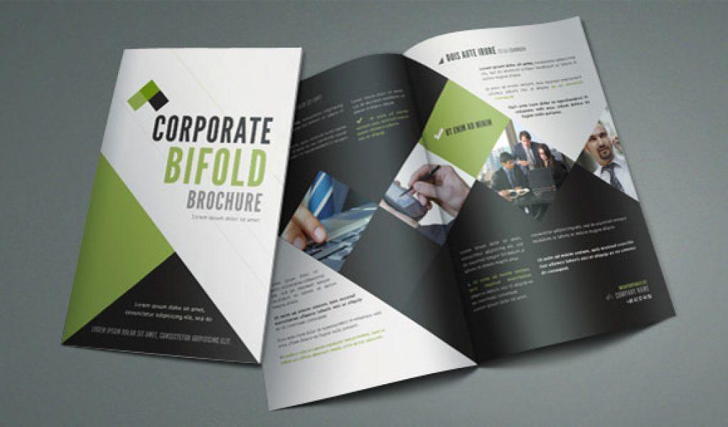 Free Brochure Templates Illustrator