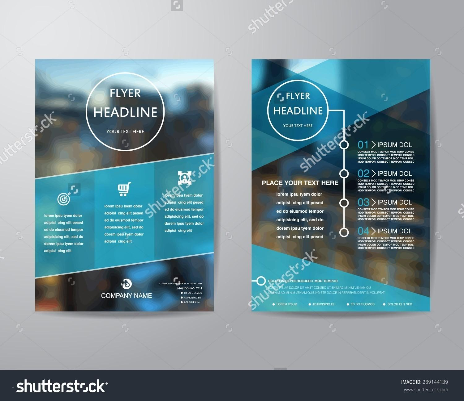 Free Business Flyer Templates Publisher
