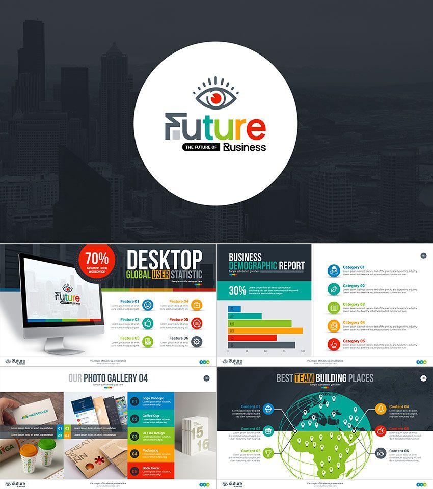 Free Business Plan Powerpoint Presentation Templates