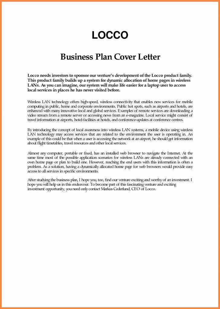Free Business Plan Template For Mac