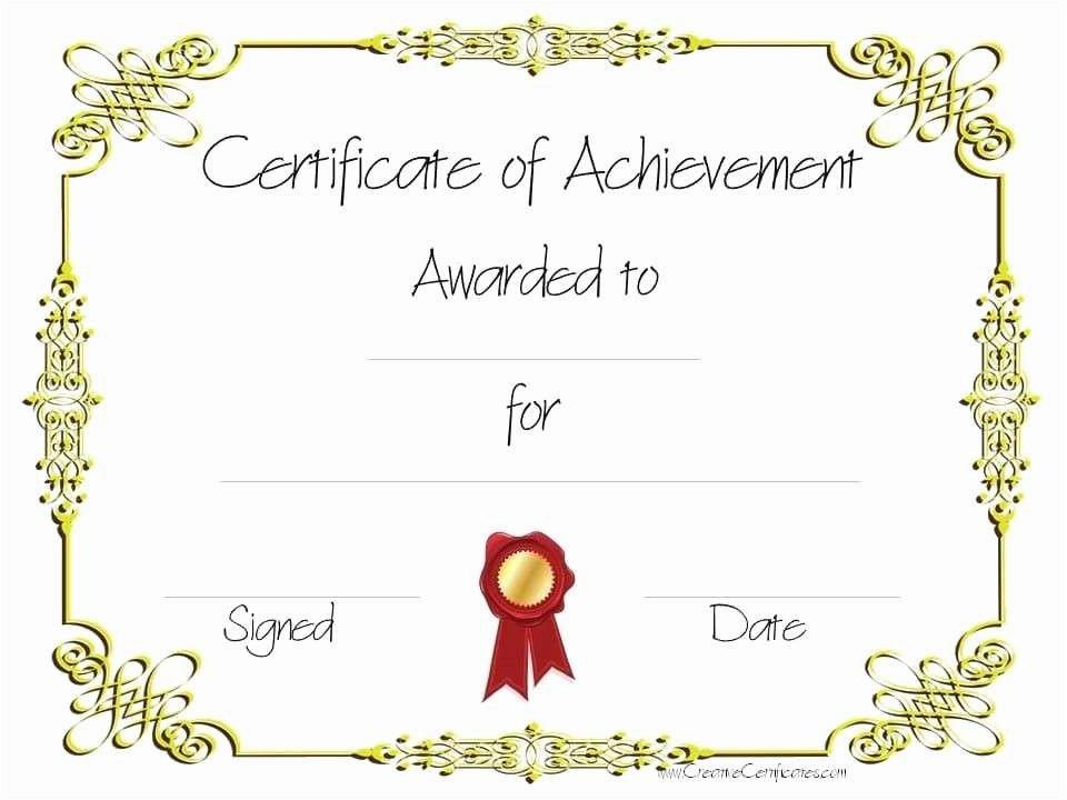 Free Chili Cook Off Winner Certificate Template