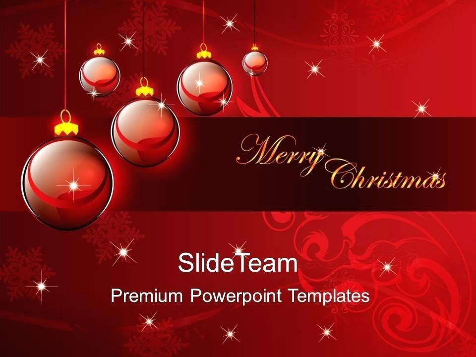 Free Christian Christmas Ppt Templates