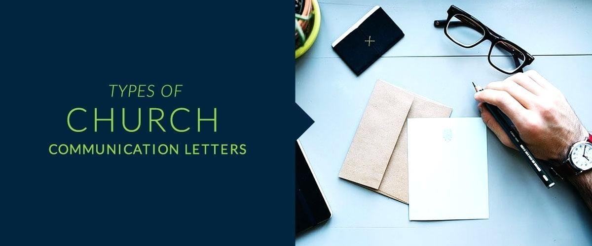 Free Church Invitation Letter Templates