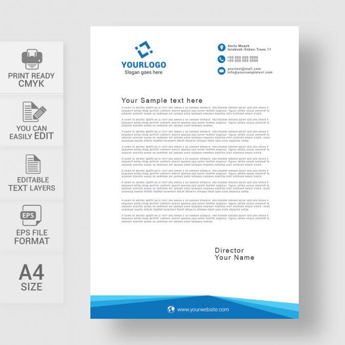 Free Church Letterhead Templates Download
