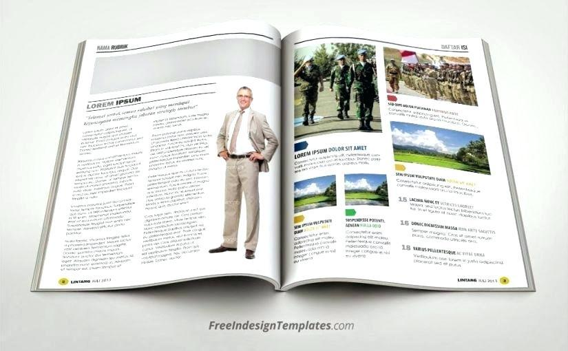 Free Church Magazine Template