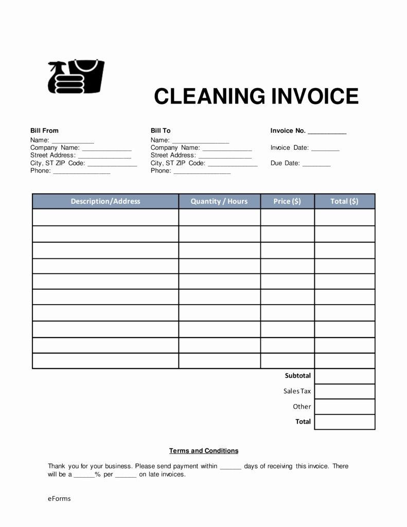 Free Cis Invoice Template Uk