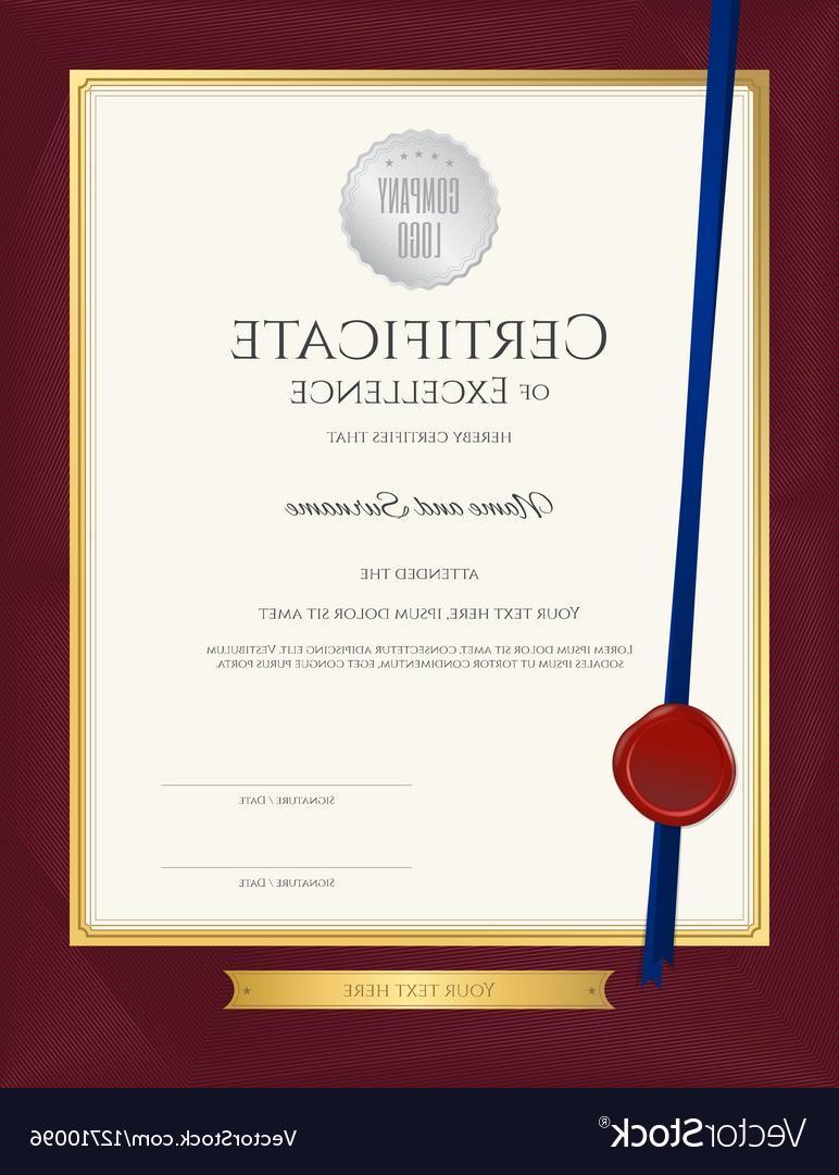 Free Customer Service Award Certificate Templates