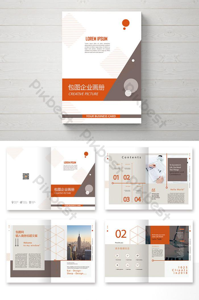 Free Download Business Brochures Templates