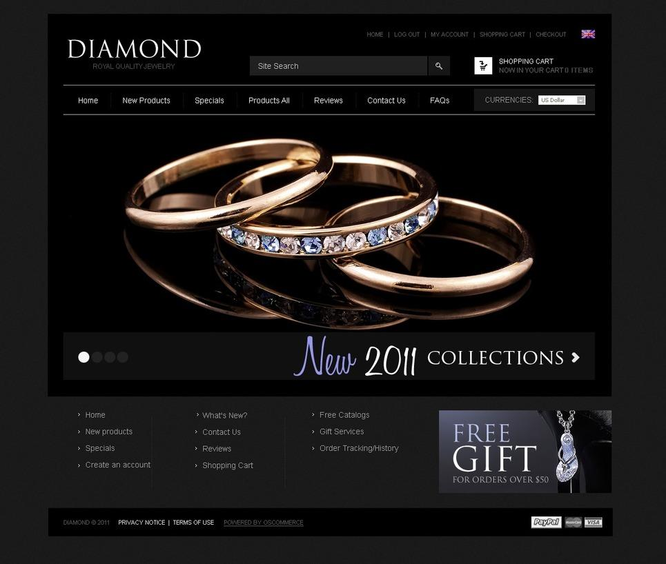 Free Download Css Templates For Jewellery Shop Website