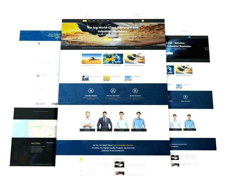 Free Dreamweaver Responsive Web Design Templates