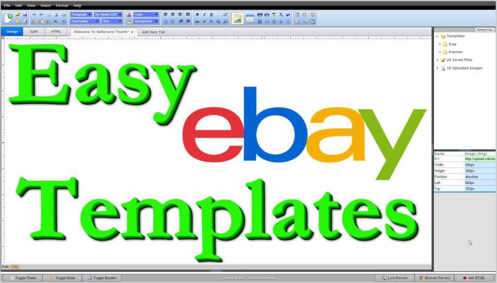 Free Ebay Store Templates Builder
