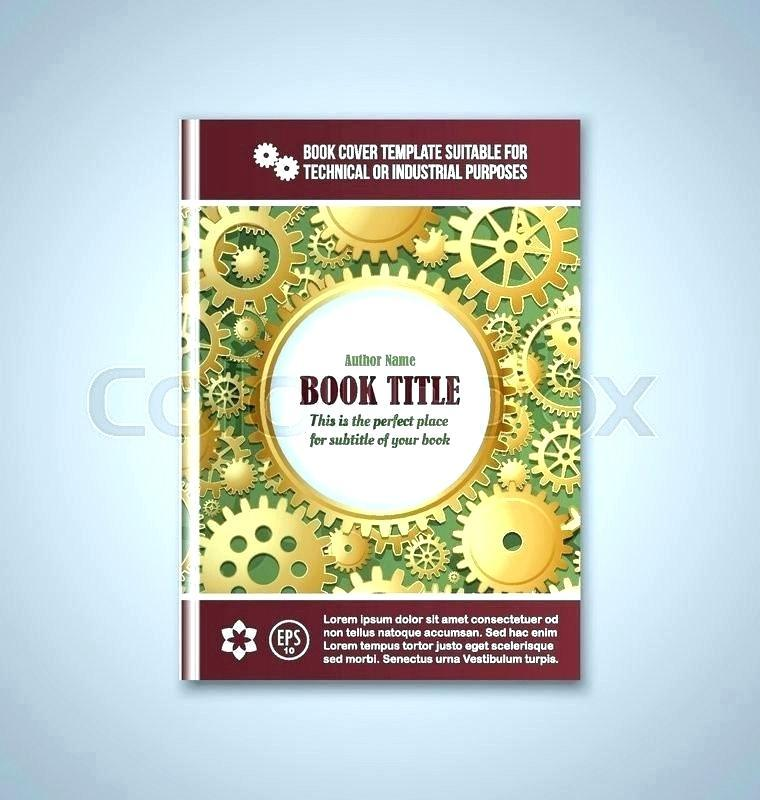 Free Ebook Cover Template Psd