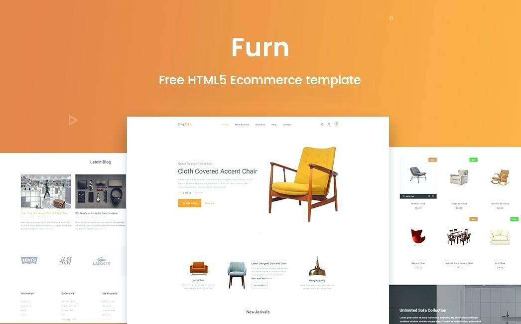 Free Ecommerce WordPress Theme With Demo Content