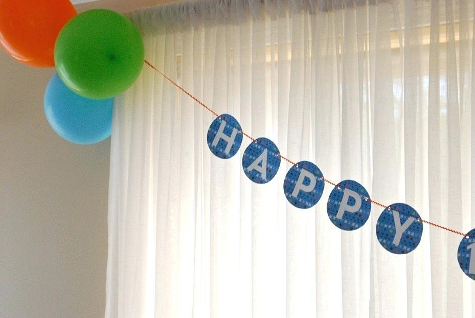 Free Editable Birthday Banner Templates