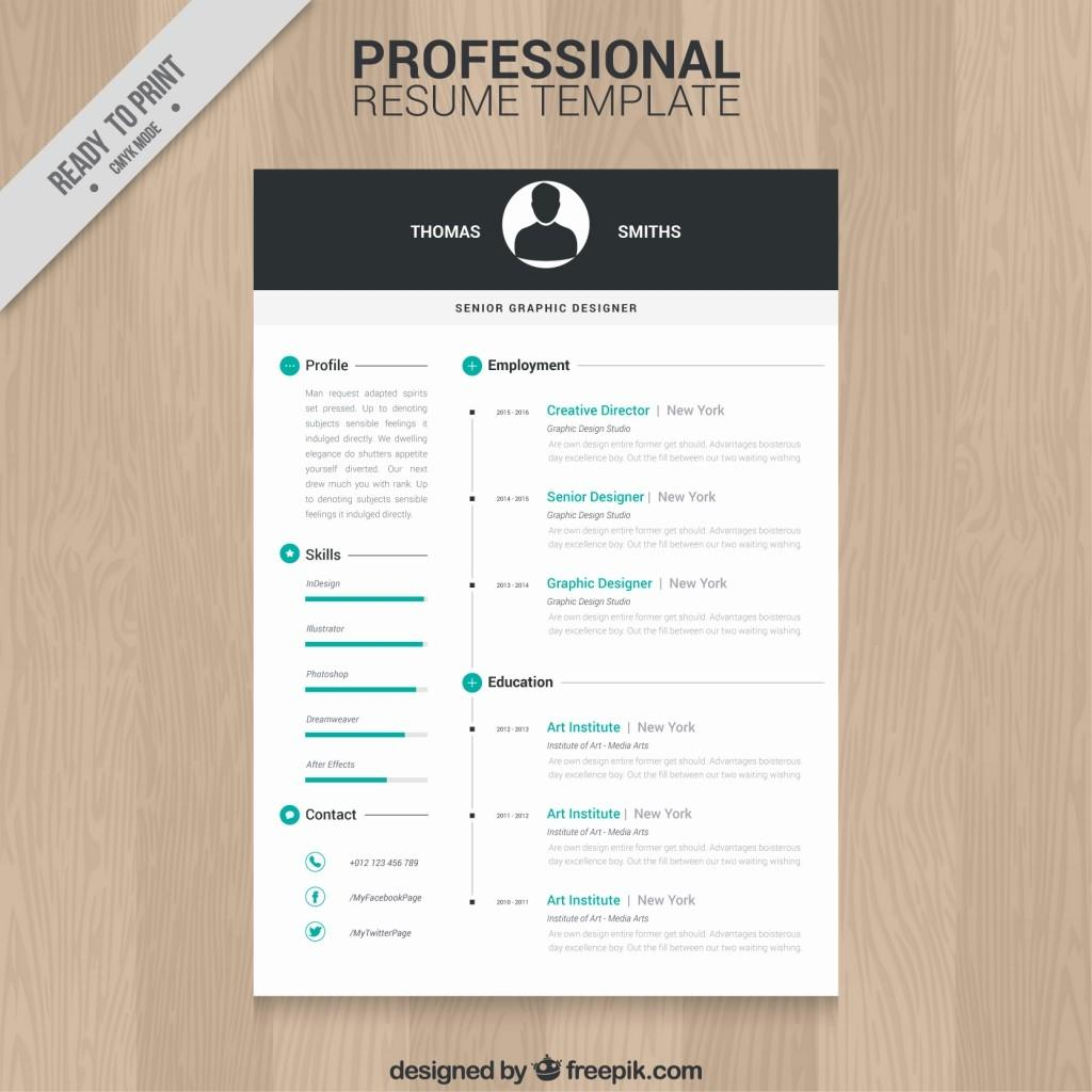 Free Editable Resume Templates Download