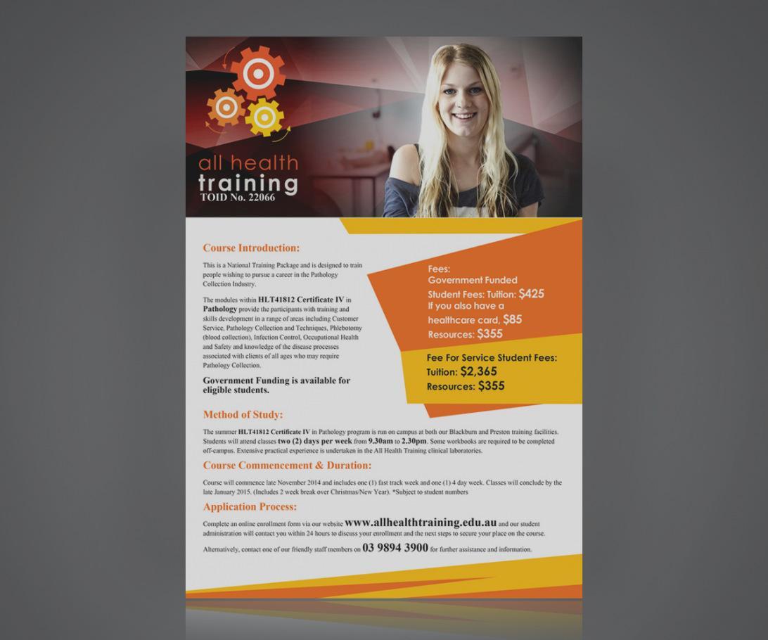Free Education Flyer Design Templates