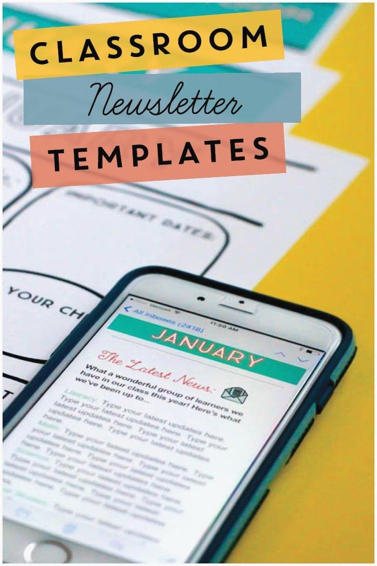 Free Email Newsletter Templates For Mailchimp