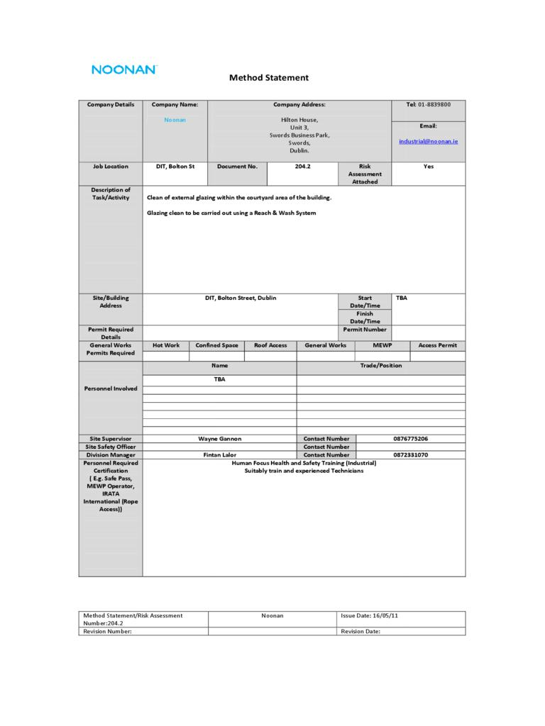 Free Employee Earnings Statement Template Canada