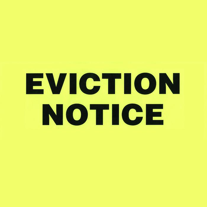 Free Eviction Notice Template Florida