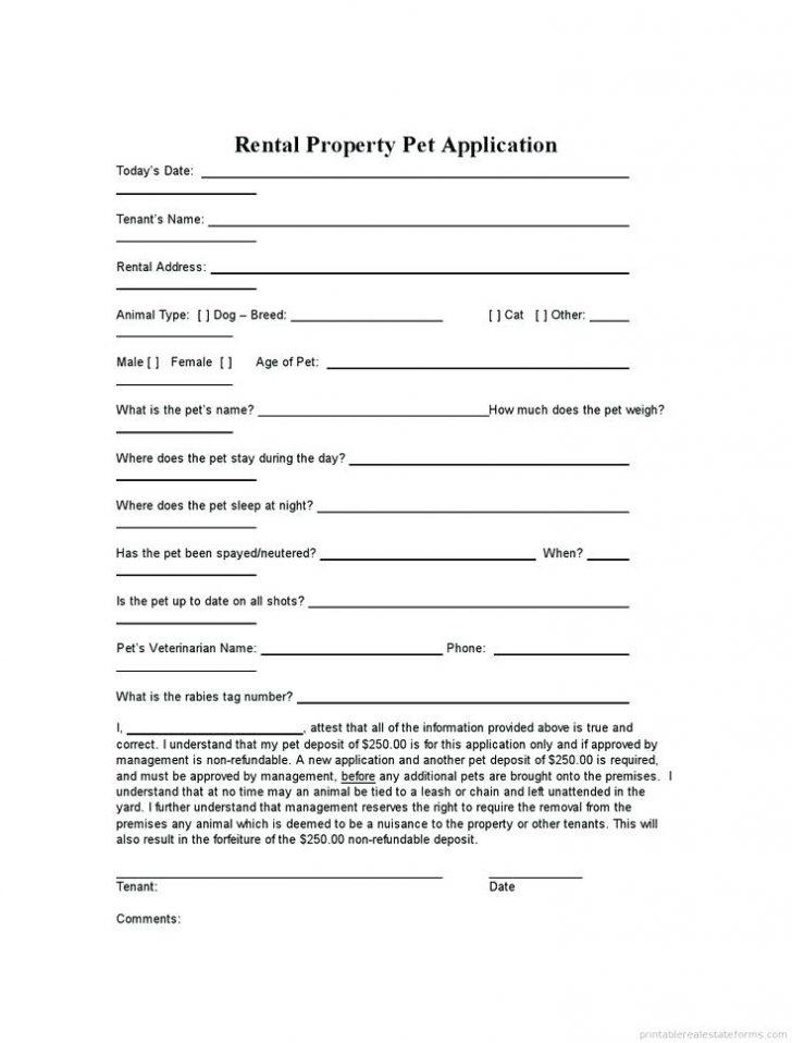 Free Farm Lease Agreement Forms To Print
