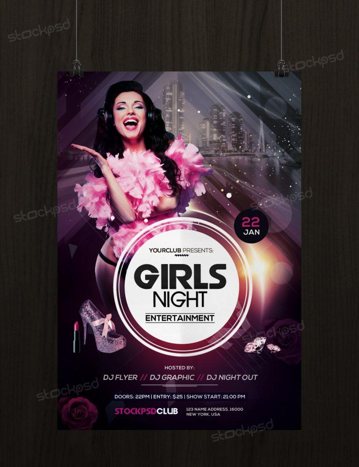 Free Flyer Templates Psd