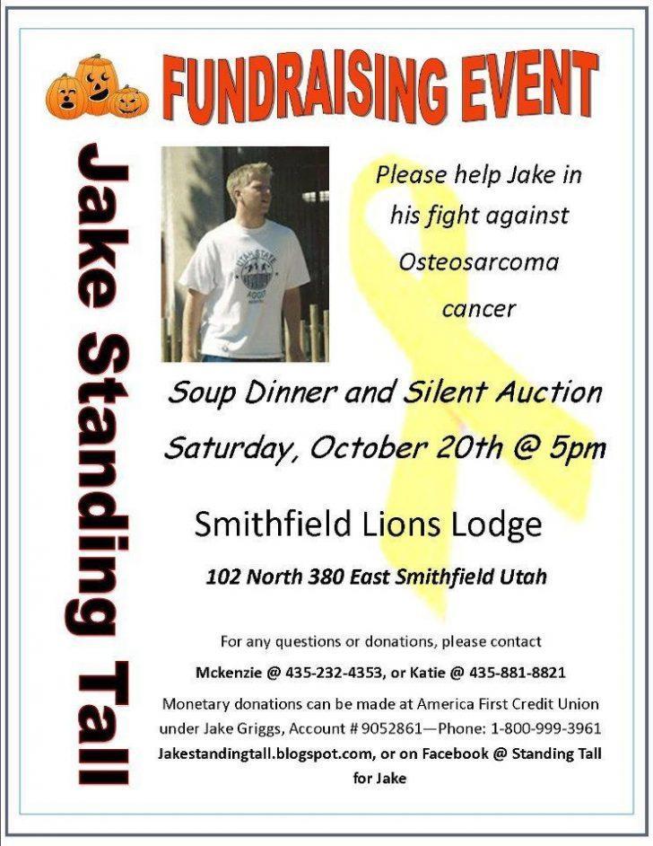 Free Fundraiser Flyer Templates