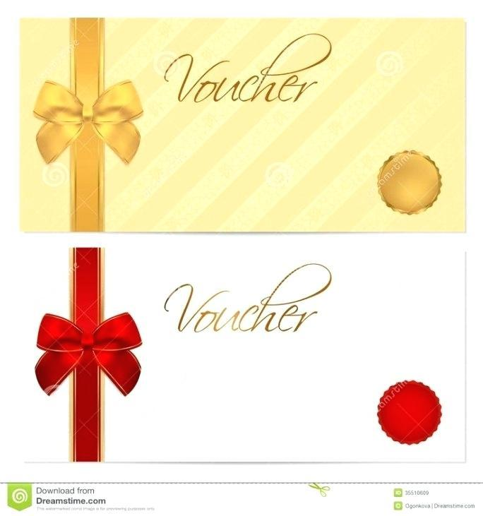 Free Gift Voucher Templates To Download