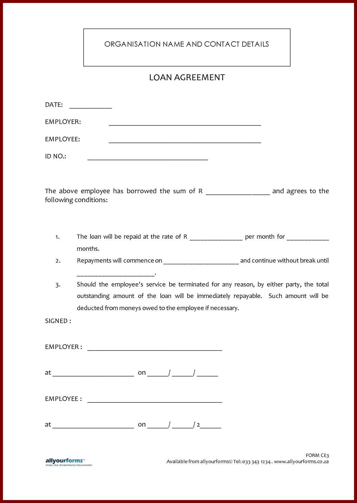 Free Guarantor Agreement Template