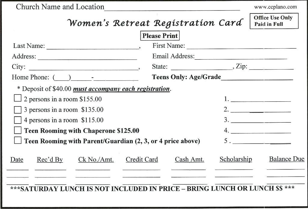 Free Hotel Guest Registration Form Template'