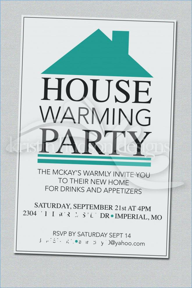 Free Housewarming Party Invitation Template