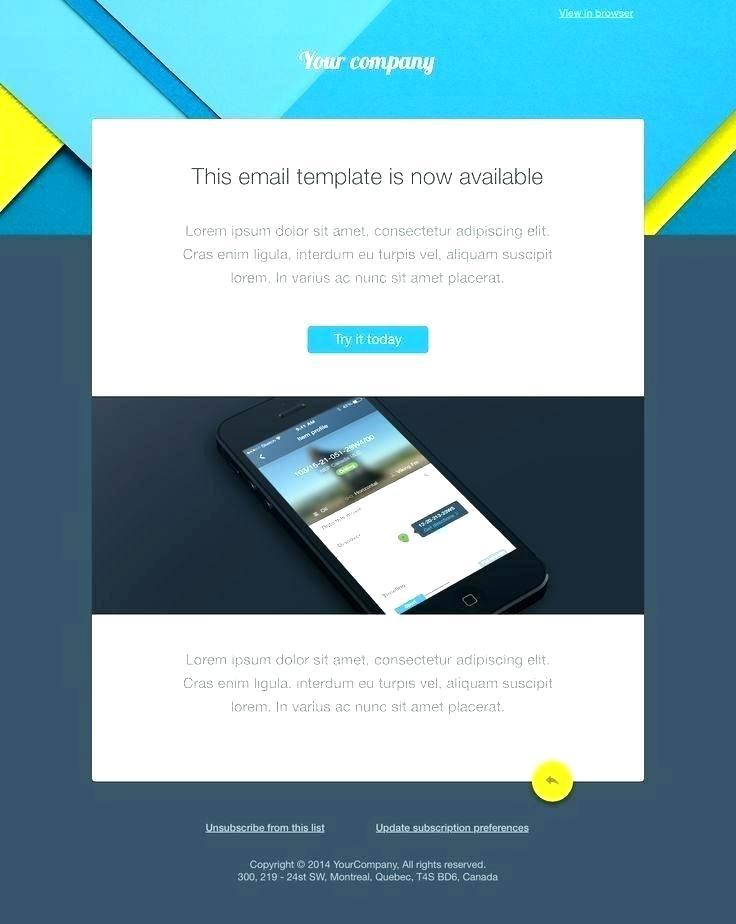 Free Html Email Templates For Gmail