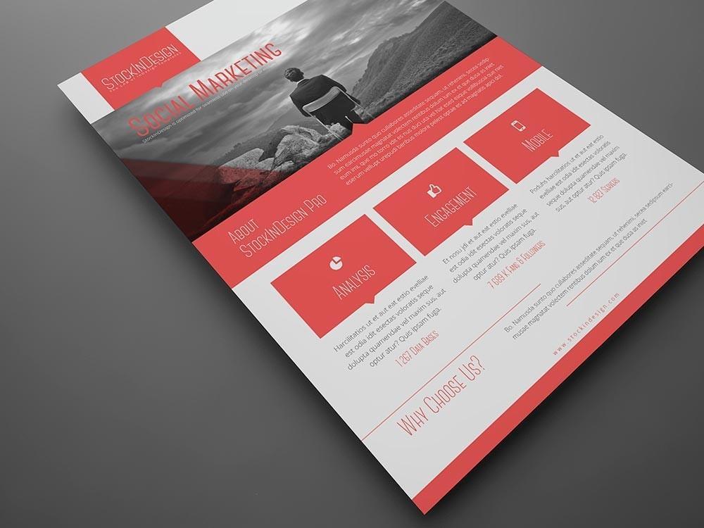 Free Indesign Brochure Design Templates