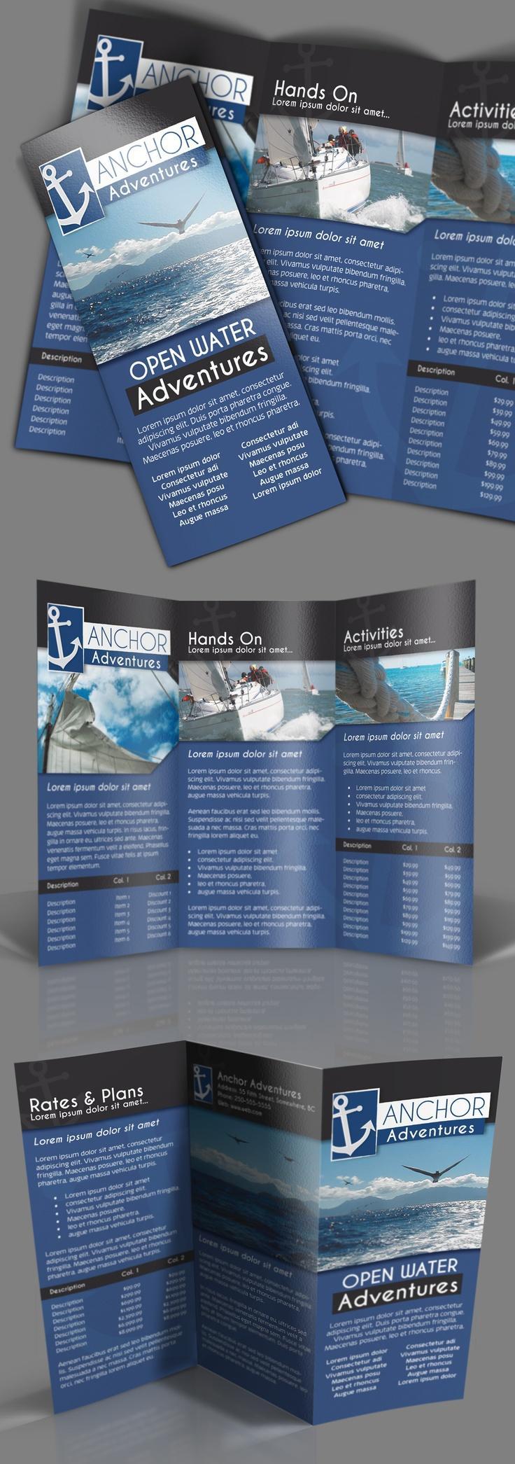 Free Indesign Brochure Templates Cs5